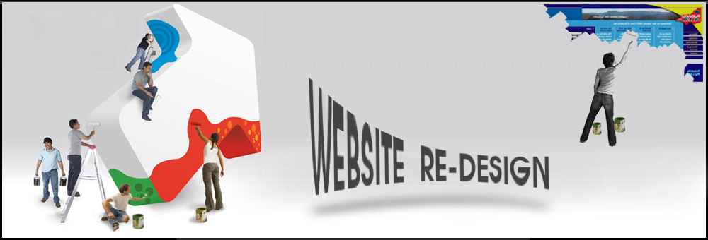 Factors To Consider When You Want To Get Your Website Re-Designed